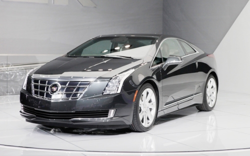 2013CadillacELR