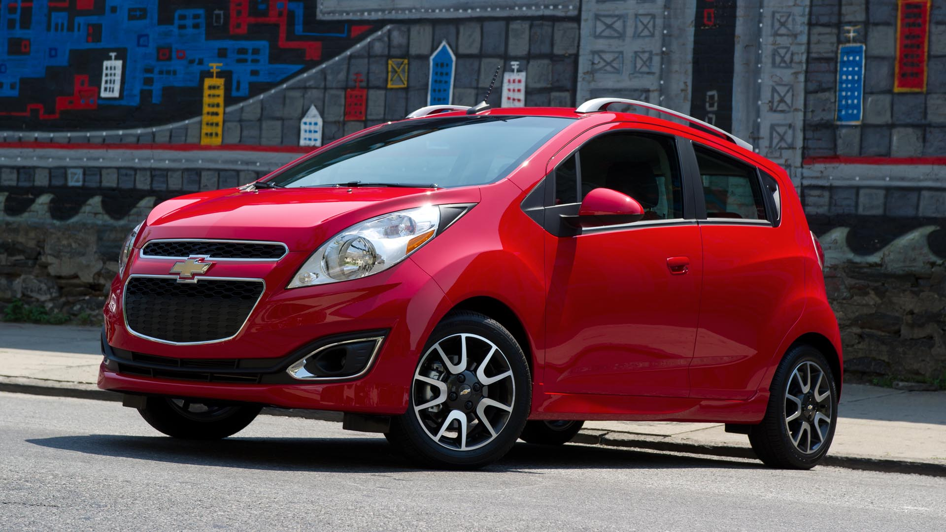 New Chevrolet Spark Makes an Electric Debut