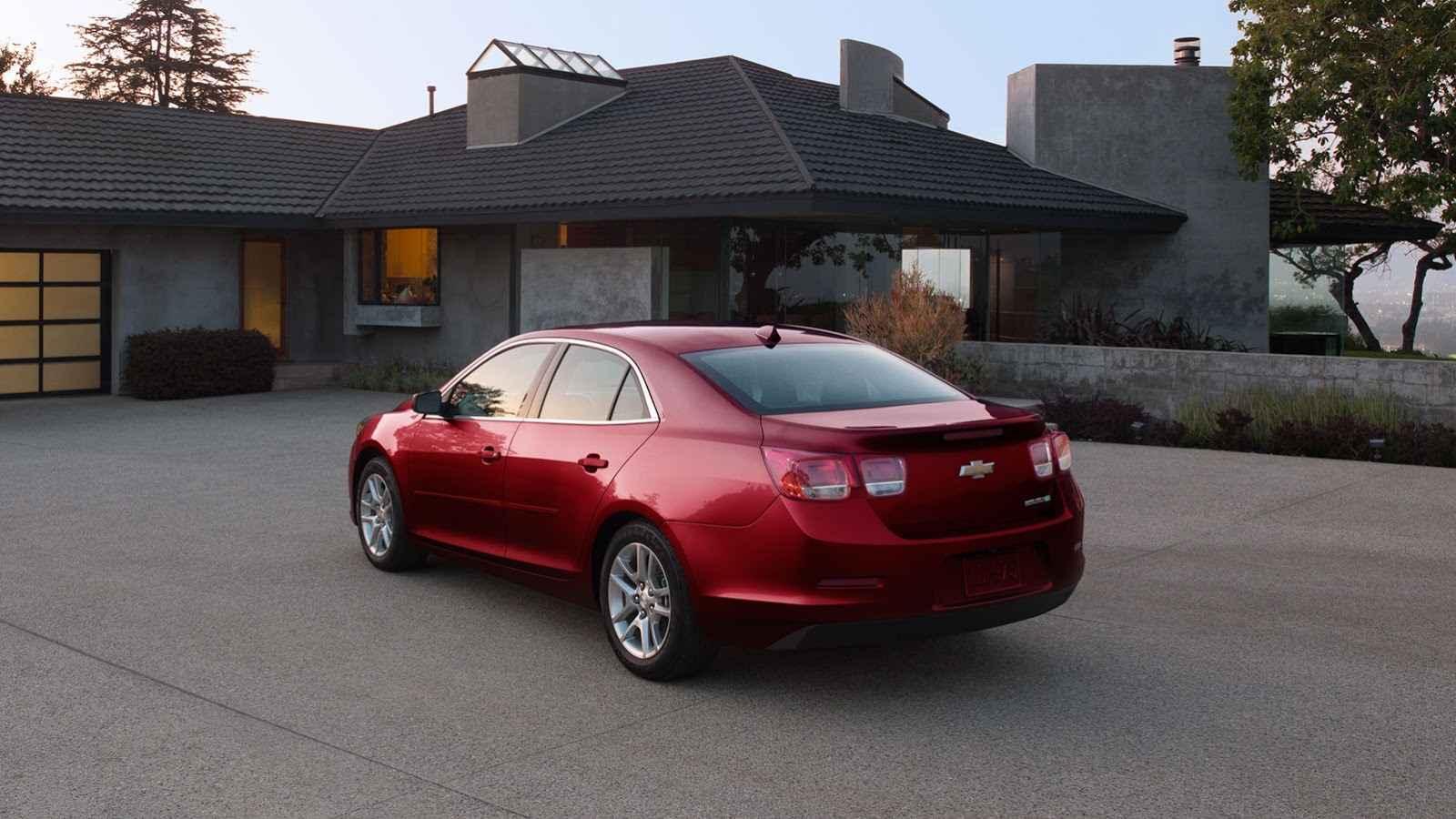 2014 Chevrolet Malibu Facelift 24