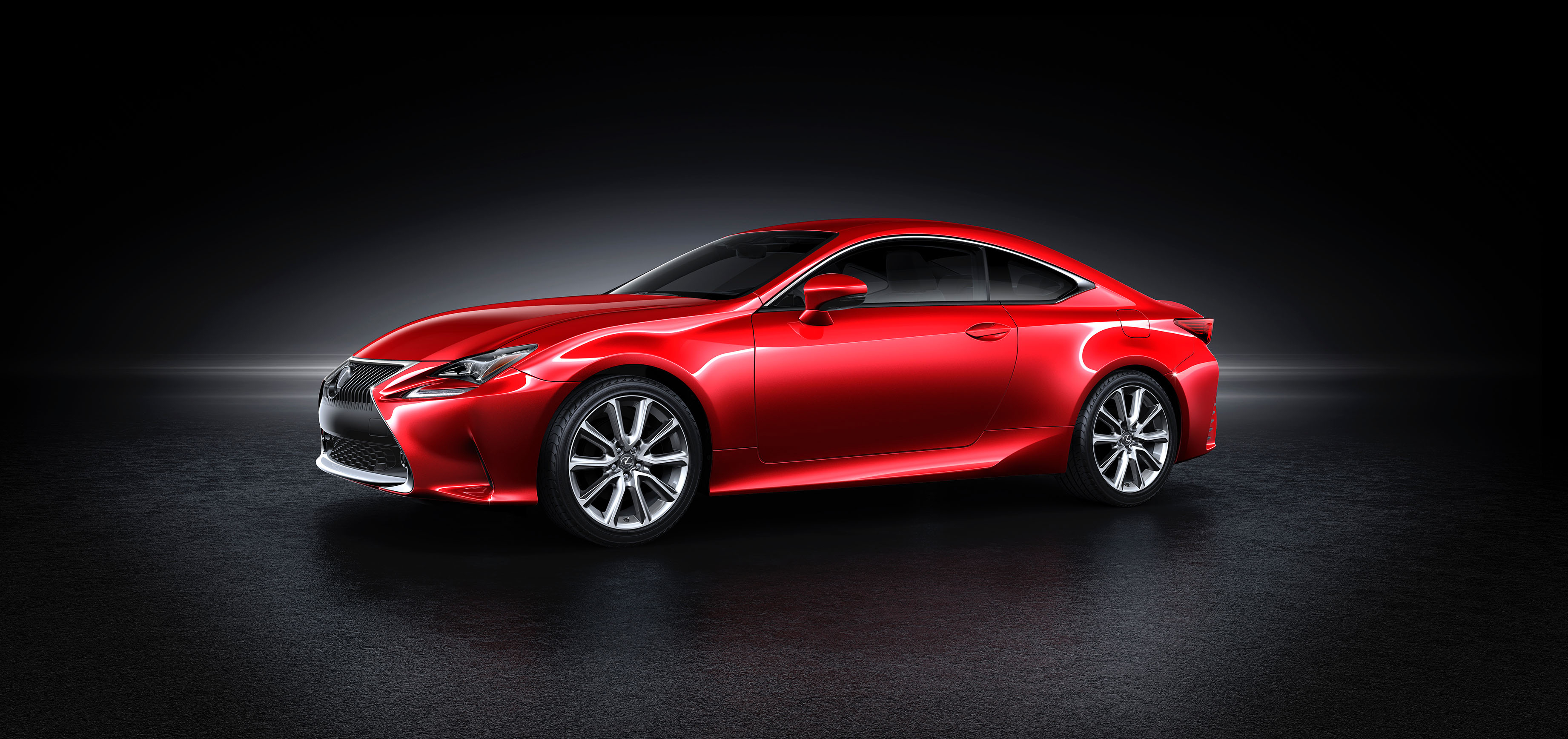 Lexus Unveils All New Rc Coupe Lindsay Cars Blog